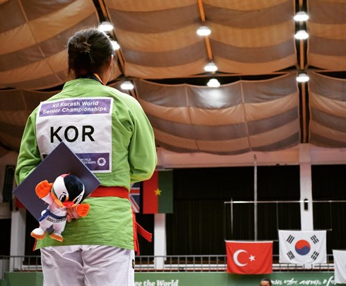 Day 1 — XII World Kurash Championships in Korea