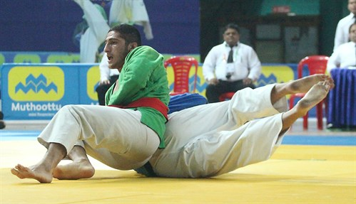 V ASIAN JUNIOR U20 KURASH CHAMPIONSHIPS