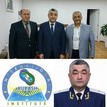 Special Interview with Bakhriddin Valiev Rector of IKI - International Kurash Institute