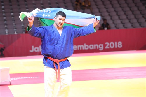 Uzbekistan bagged all Gold Medals !!!
