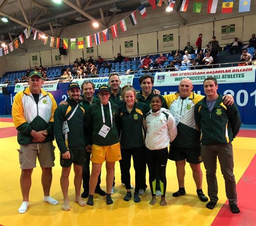 IKA - TD / CAMPAIGN:INTERVIEW WITH MR . Bill Barnard Vice President of Kurash South Africa