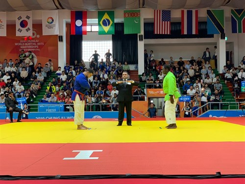 Day 3 — XII World Kurash Championships in Korea