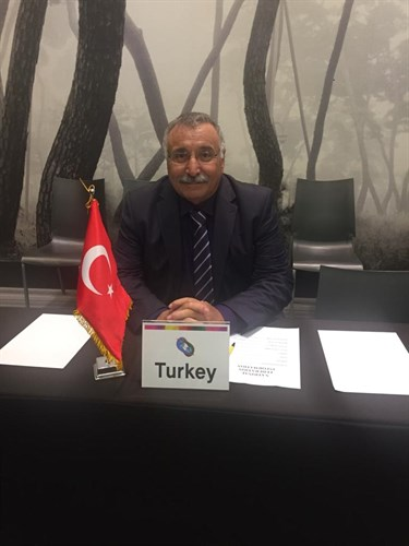 IKA - TD / CAMPAIGN :Interview  with Mr.Bunyamin ER – Incharge of Kurash In Turkey